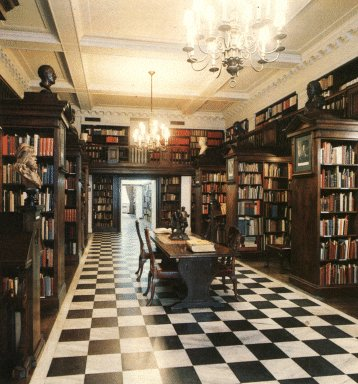 The Grolier Club Reading Room